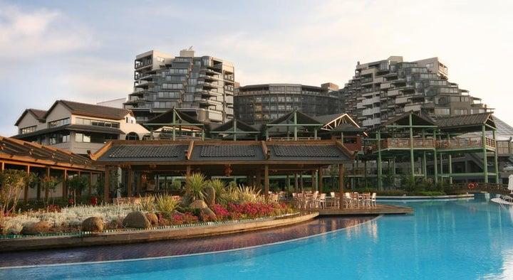 Limak Lara Deluxe Hotel & Resort in Lara Beach, Antalya, Turkey