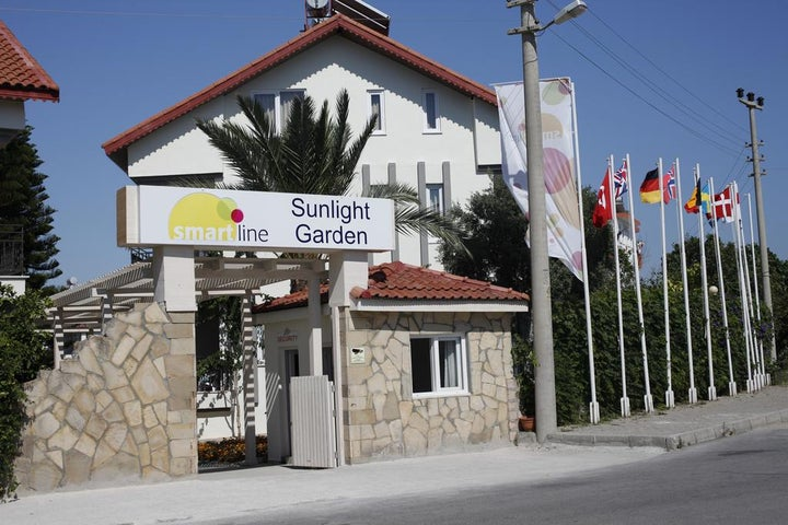 Sunlight Garden Hotel in Side, Antalya, Turkey