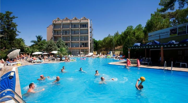 Kervansaray Marmaris Hotel in Marmaris, Dalaman, Turkey