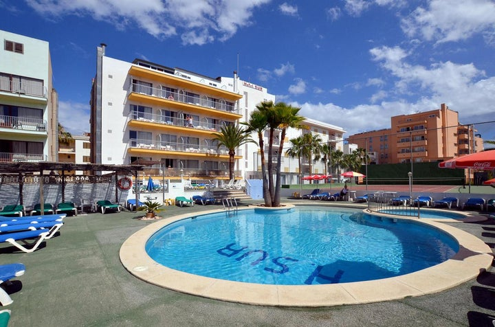 Sur Hotel in Cala Bona, Majorca, Balearic Islands