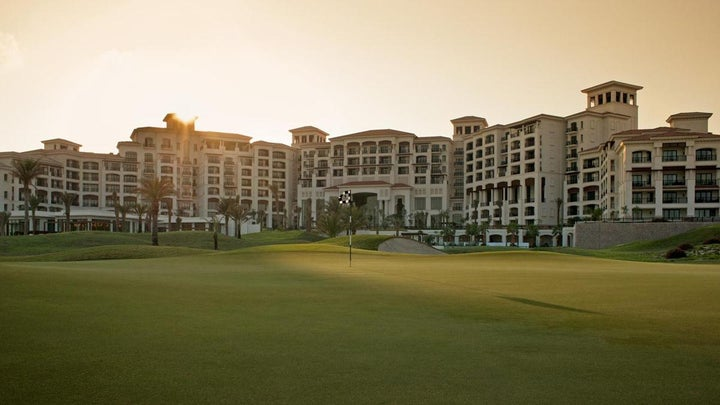 The St. Regis Saadiyat Island Resort in Abu Dhabi, Abu Dhabi, United Arab Emirates