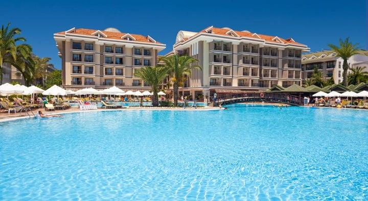 SENTIDO Turan Prince Residence in Side, Antalya, Turkey