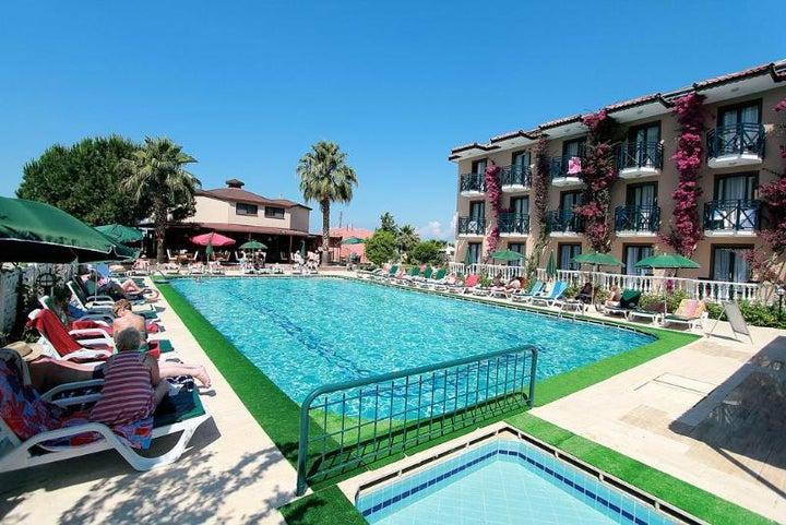 Bahar Hotel in Fethiye, Dalaman, Turkey
