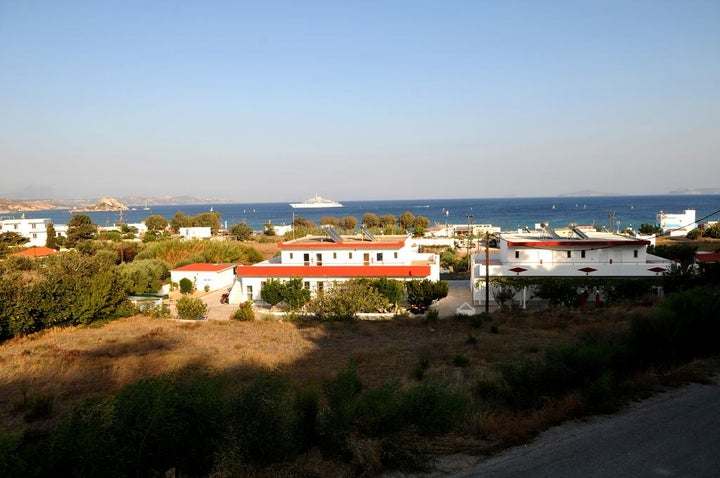 Stenna Apartments in Kefalos, Kos, Greek Islands