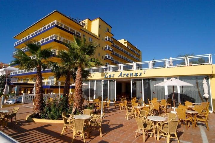 Las Arenas Hotel Image 44