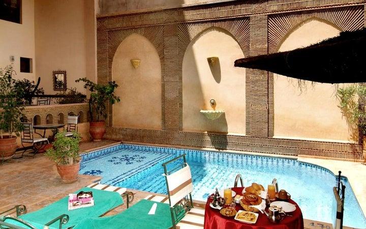 Amani Hôtel Appart in Marrakech, Morocco