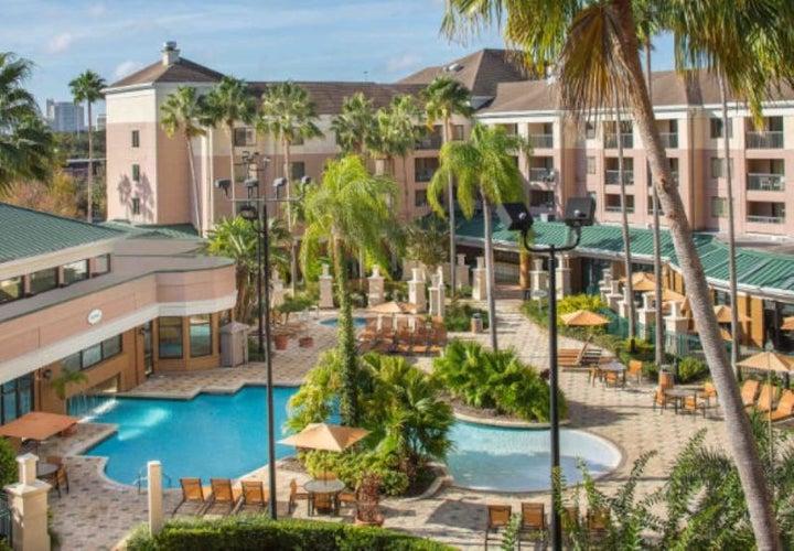 Courtyard Orlando Lake Buena Vista Marriott Villag Image 11