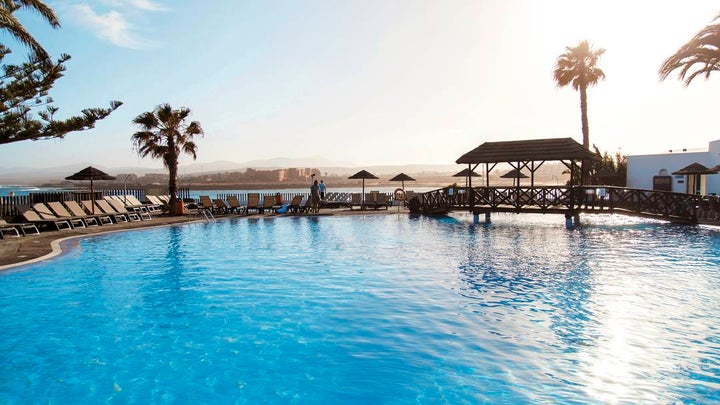 Barcelo Castillo Beach Resort in Caleta de Fuste, Fuerteventura, Canary Islands