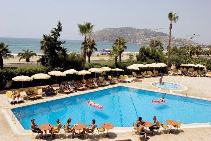 Elysee Hotel in Alanya, Antalya, Turkey