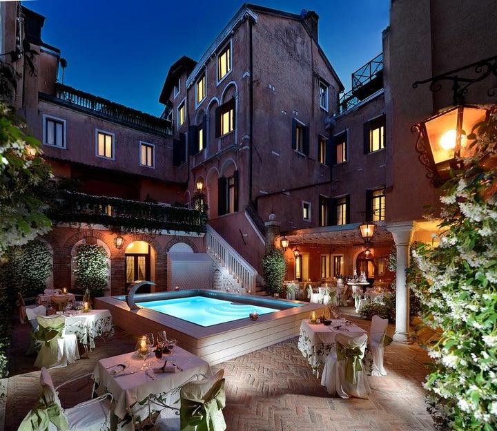 Giorgione Hotel in Venice, Venetian Riviera, Italy