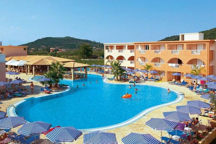Zante Village Hotel in Alikanas, Zante, Greek Islands