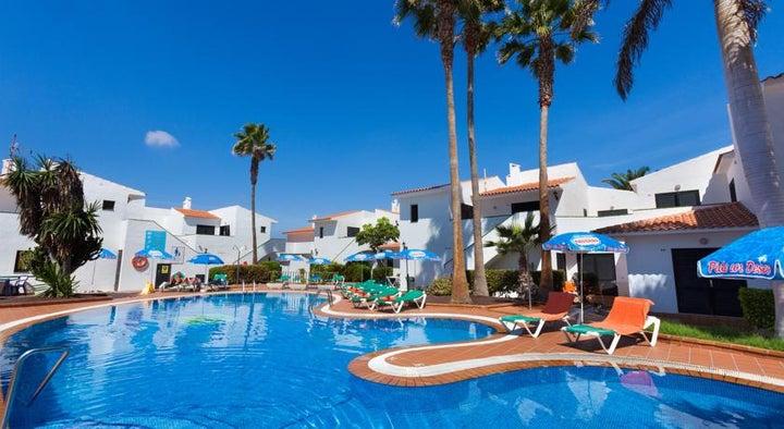 Puerto Caleta Hotel in Caleta de Fuste, Fuerteventura, Canary Islands