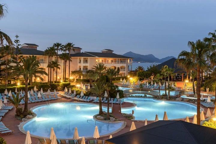 Playa Garden Aparthotel Spa in Muro, Majorca, Balearic Islands