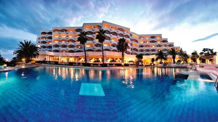 Hotel Club President in Hammamet, Tunisia