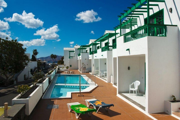 Blue Sea Europa Apartments in Puerto del Carmen, Lanzarote, Canary Islands