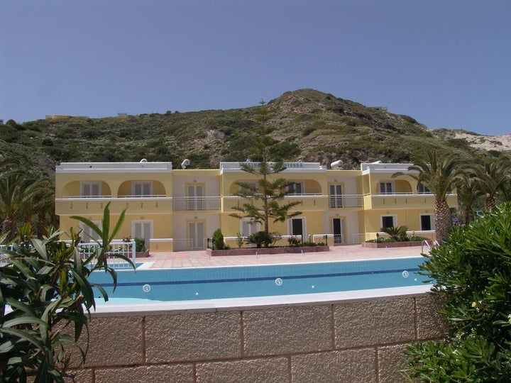 Kontessa Apartments in Kefalos, Kos, Greek Islands