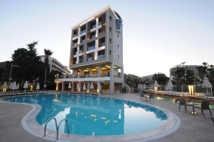 Sunrise Hotel in Marmaris, Dalaman, Turkey