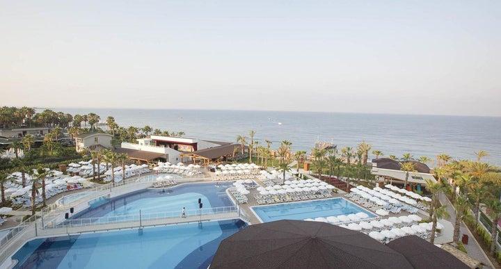 Kirman Sidera Luxury and SPA in Alanya, Turkey   Holidays from ...