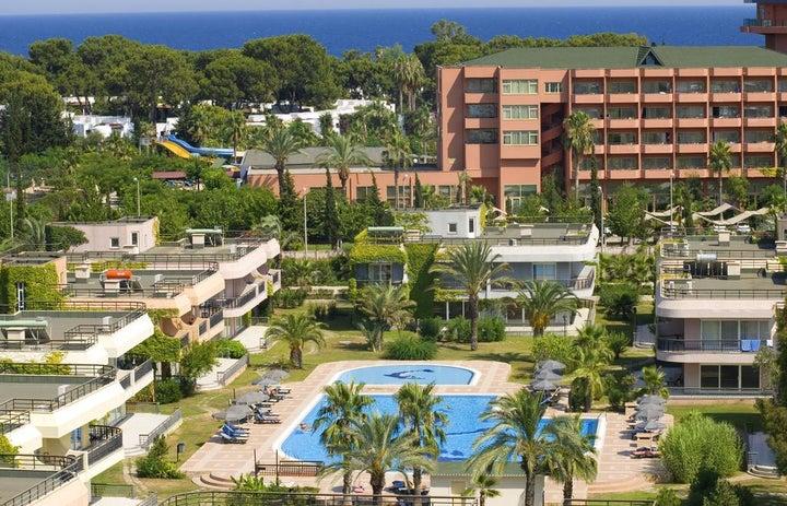 Simena Holiday Village and Villas in Kemer, Antalya, Turkey