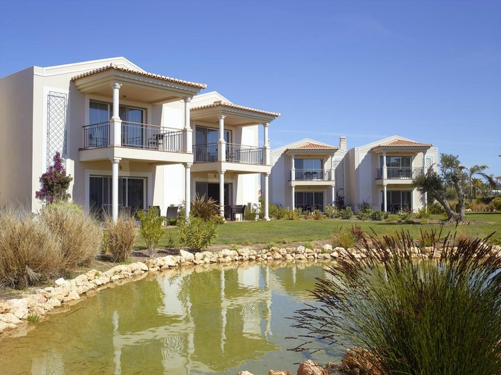 Agua Hotels Vale Da Lapa in Carvoeiro, Algarve, Portugal