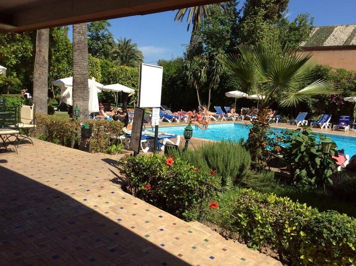 Hotel Chems in Marrakech, Morocco