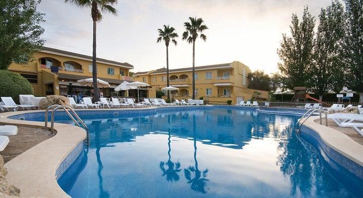 Solecito Apartments in Alcudia, Majorca, Balearic Islands