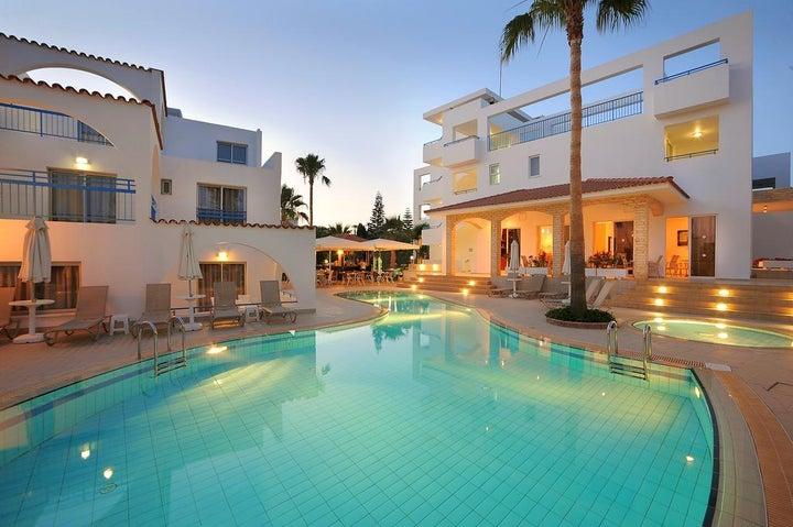 Petrosana Hotel Apartments in Ayia Napa, Cyprus