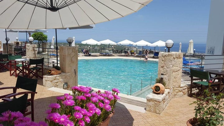 Amazones Village Suites in Piskopiano, Crete, Greek Islands