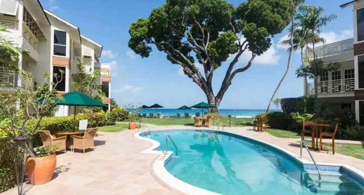Treasure Beach Hotel In St James Barbados