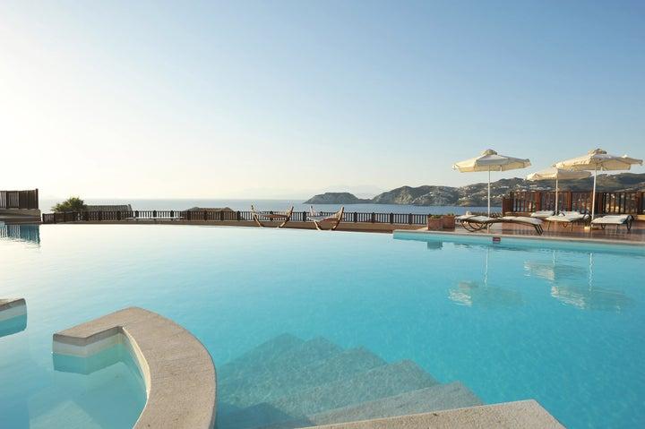 Sea Side Resort & Spa in Aghia Pelagia, Crete, Greek Islands