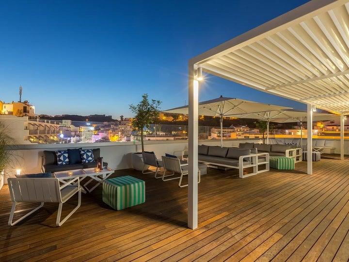 Baltum Hotel in Albufeira, Algarve, Portugal