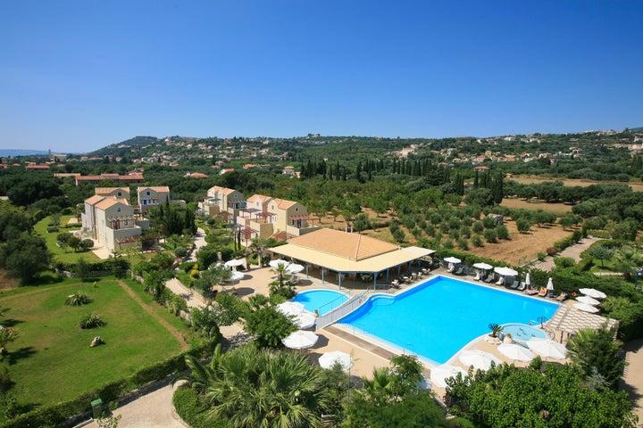 Avithos Resort Hotel in Svoronata, Kefalonia, Greek Islands