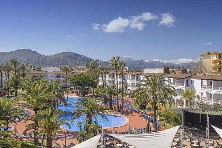 Alcudia Garden Apartments in Puerto de Alcudia, Majorca, Balearic Islands