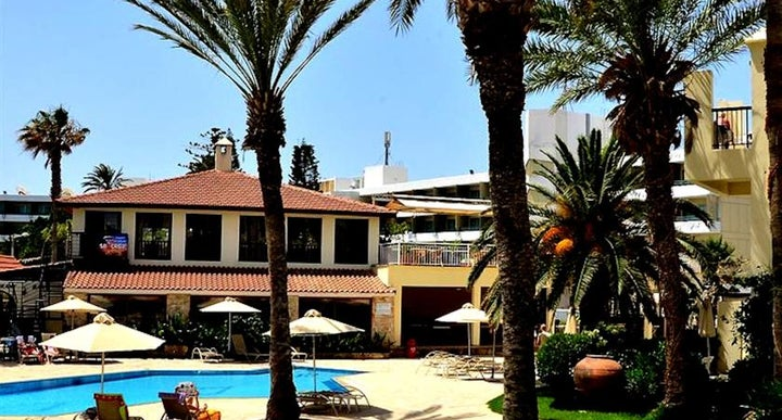 Panareti paphos resort in paphos cyprus holidays from for Charming hotels of the world