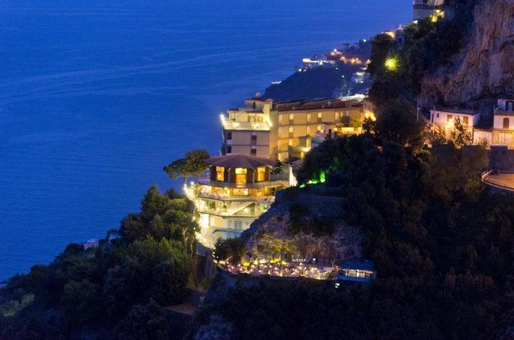 Excelsior Grand Hotel in Amalfi, Amalfi Coast, Italy