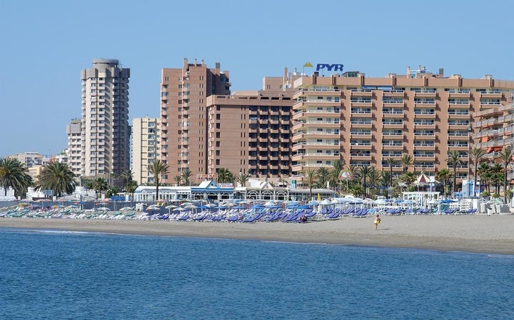Pyr Fuengirola Apartments in Fuengirola, Costa del Sol, Spain