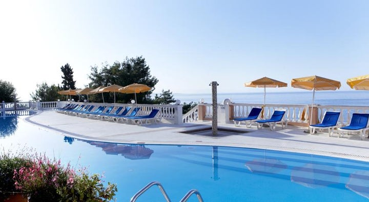 Sunshine Corfu Hotel & Spa in Nissaki, Corfu, Greek Islands