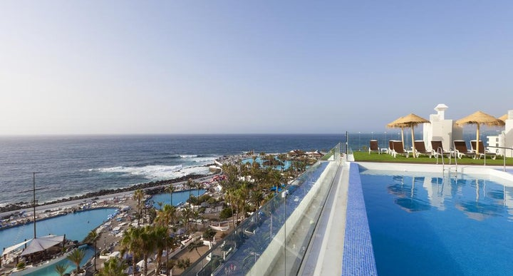 Valle Mar Hotel Tenerife Reviews