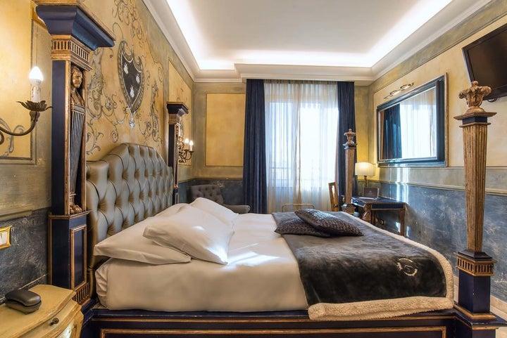 Veneto Palace in Rome, Italy