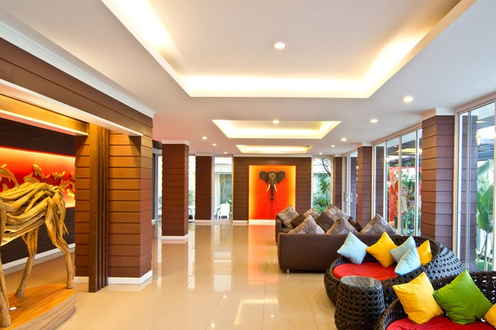 Golden Sea Pattaya Hotel Image 20