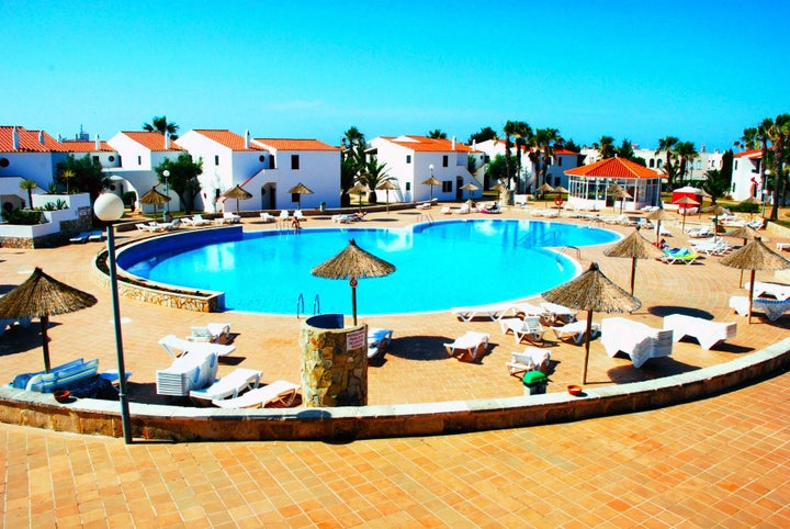 Vista Picas Apartments in Cala'n Blanes, Menorca, Balearic Islands