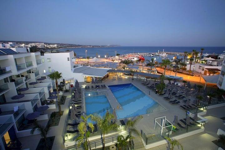 Limanaki Beach Hotel in Ayia Napa, Cyprus