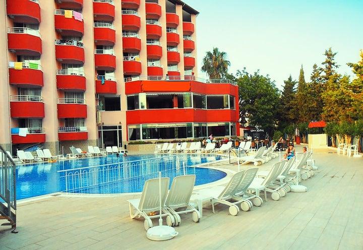 Simply Fine Hotel Alize in Alanya, Antalya, Turkey