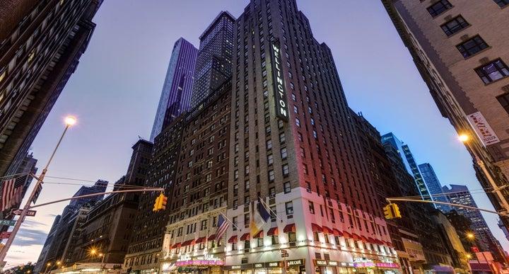 Wellington Hotel New York Reviews