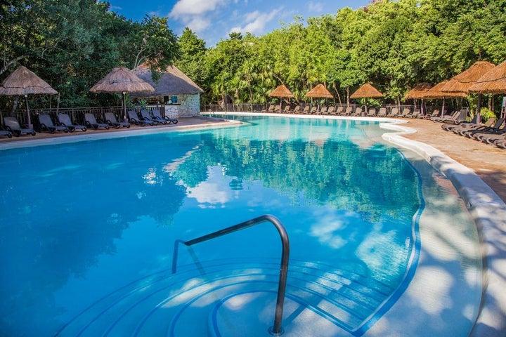 Sandos Caracol Eco Resort in Playa del Carmen, Mexico