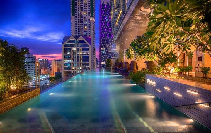 Eastin Grand Hotel Sathorn Bangkok in Bangkok, Thailand