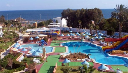 Palmyra Holiday Resort and spa
