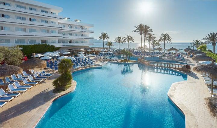 Condesa Hotel in Puerto de Alcudia, Majorca, Balearic Islands
