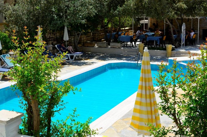 Dionysia Hotel in Kalkan, Antalya, Turkey