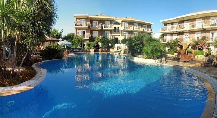 Achtis Hotel in Afitos, Halkidiki, Greece